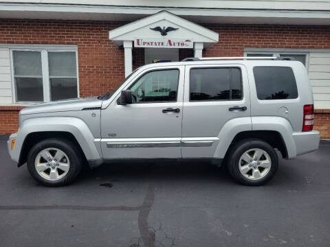 2011 Jeep Liberty for sale at UPSTATE AUTO INC in Germantown NY
