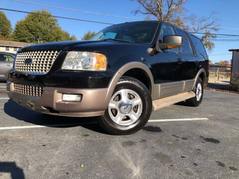 2004 Ford Expedition for sale at Atlas Auto Sales in Smyrna GA