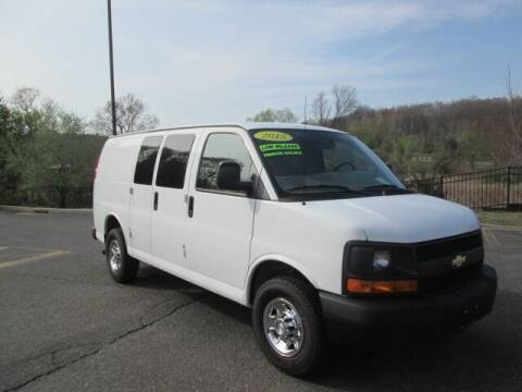 2015 Chevrolet Express Cargo for sale at Tri Town Truck Sales LLC in Watertown CT