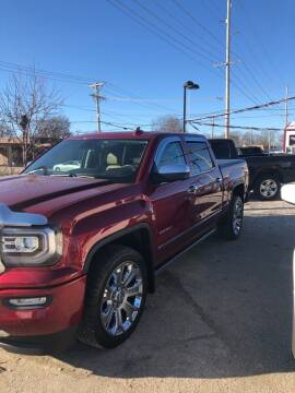 2018 GMC Sierra 1500 for sale at Casey Classic Cars in Casey IL