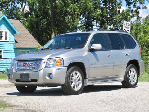 2006 GMC Envoy for sale at Tonys Pre Owned Auto Sales in Kokomo IN