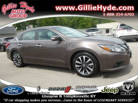 2017 Nissan Altima for sale at Gillie Hyde Auto Group in Glasgow KY