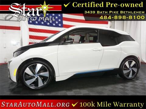 2015 BMW i3 for sale at STAR AUTO MALL 512 in Bethlehem PA