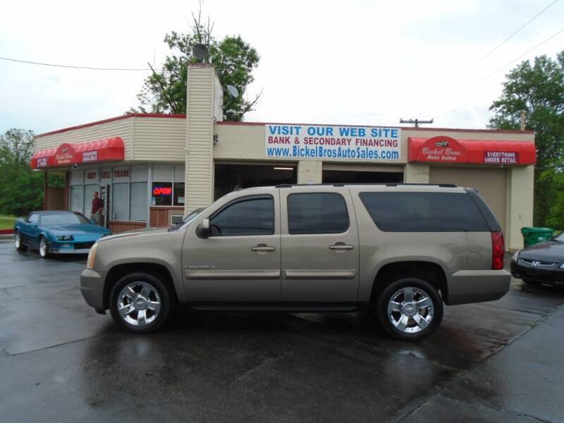 2007 GMC Yukon XL for sale at Bickel Bros Auto Sales, Inc in Louisville KY