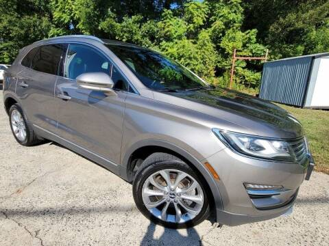 2016 Lincoln MKC for sale at McAdenville Motors in Gastonia NC