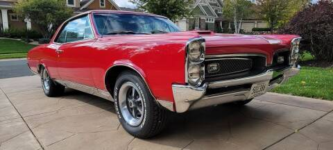1967 Pontiac GTO for sale at Midwest Classic Car in Belle Plaine MN