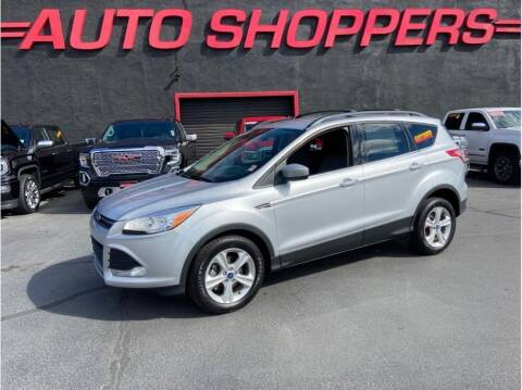 2014 Ford Escape for sale at AUTO SHOPPERS LLC in Yakima WA