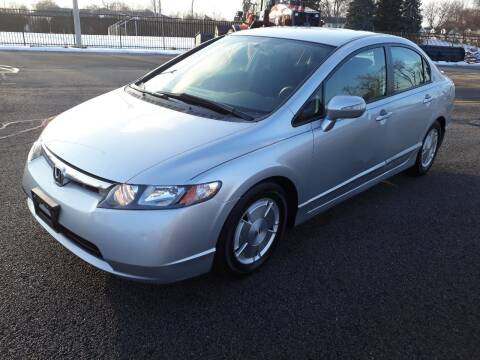 2006 Honda Civic for sale at Select Auto Brokers in Webster NY