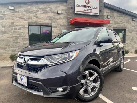 2018 Honda CR-V for sale at GREENVILLE AUTO in Greenville WI