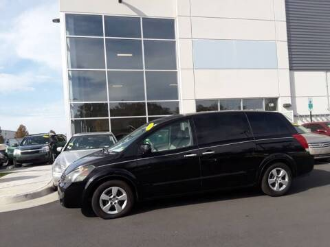 2007 Nissan Quest for sale at M & M Auto Brokers in Chantilly VA