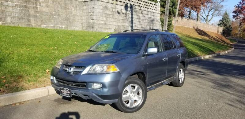2006 Acura MDX for sale at ENVY MOTORS LLC in Paterson NJ