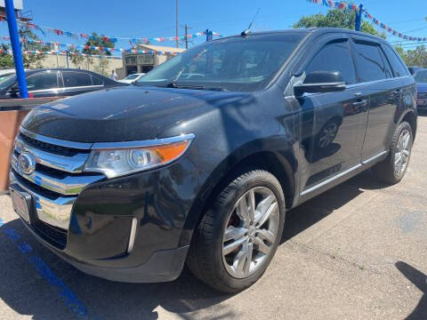2013 Ford Edge for sale at Nations Auto Inc. II in Denver CO