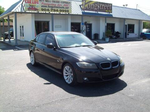 2011 BMW 3 Series for sale at LONGSTREET AUTO in St Augustine FL