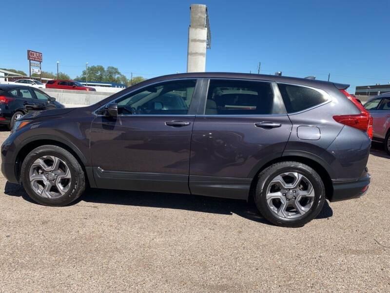 2018 Honda CR-V for sale at Primetime Auto in Corpus Christi TX