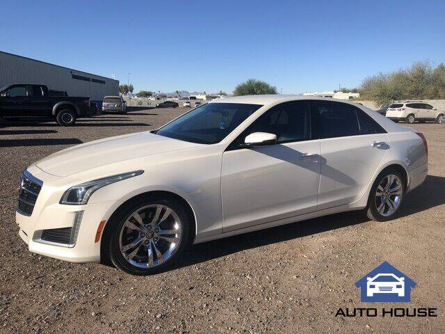 2014 Cadillac CTS for sale at Auto House Phoenix in Peoria AZ