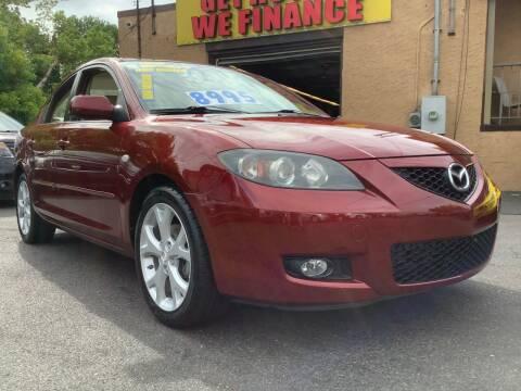 2009 Mazda MAZDA3 for sale at Active Auto Sales Inc in Philadelphia PA