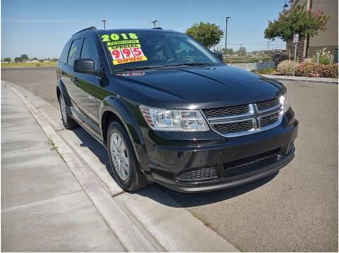 2018 Dodge Journey for sale at D & I Auto Sales in Modesto CA