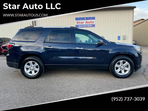 2015 GMC Acadia for sale at Star Auto LLC in Jordan MN