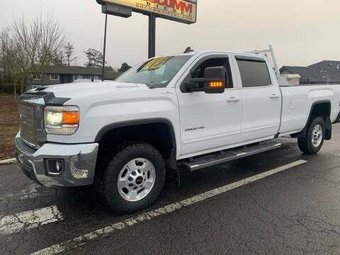 2017 GMC Sierra 2500HD for sale at South Commercial Auto Sales in Salem OR