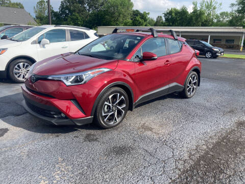 2018 Toyota C-HR for sale at McCully's Automotive - Trucks & SUV's in Benton KY