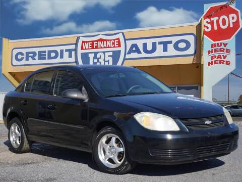 2005 Chevrolet Cobalt for sale at Buy Here Pay Here Lawton.com in Lawton OK