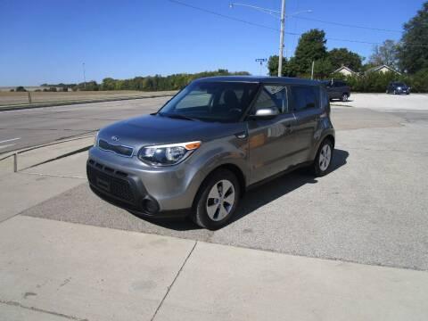 2014 Kia Soul for sale at Dunlap Motors in Dunlap IL