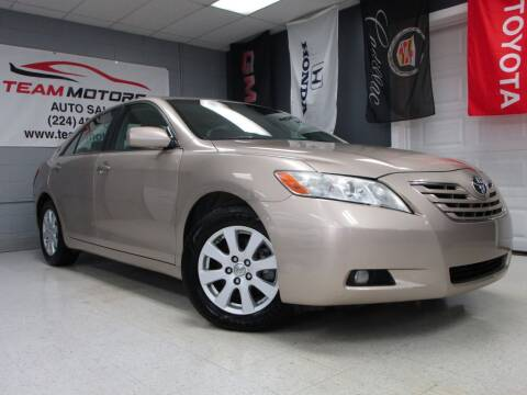 2009 Toyota Camry for sale at TEAM MOTORS LLC in East Dundee IL