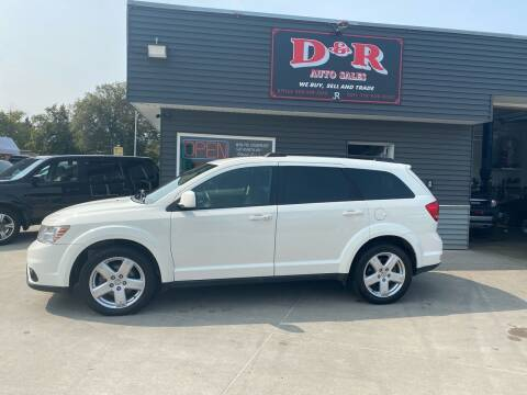 2012 Dodge Journey for sale at D & R Auto Sales in South Sioux City NE