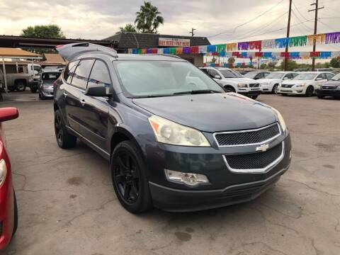 2011 Chevrolet Traverse for sale at Valley Auto Center in Phoenix AZ