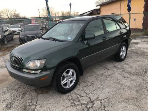 1999 Lexus RX 300 for sale at Quality Auto Group in San Antonio TX