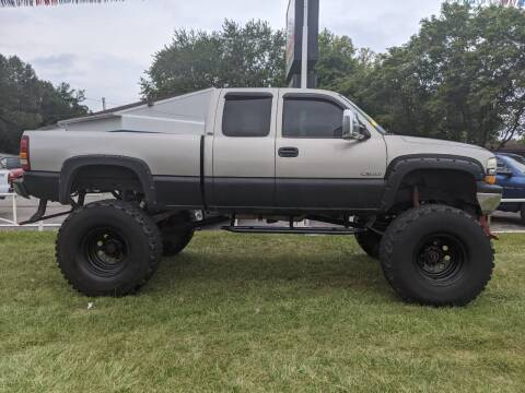 1999 Chevrolet Silverado 1500 for sale at GREAT DEALS ON WHEELS in Michigan City IN