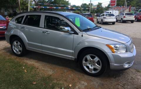 2008 Dodge Caliber for sale at Antique Motors in Plymouth IN
