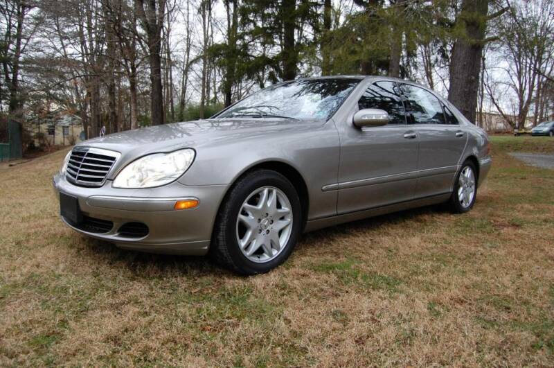 2003 Mercedes-Benz S-Class for sale at New Hope Auto Sales in New Hope PA