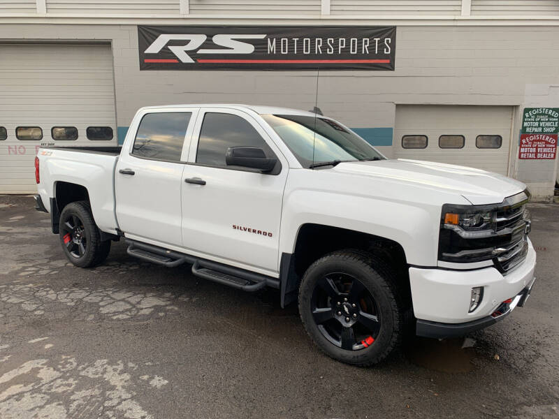 2017 Chevrolet Silverado 1500 for sale at RS Motorsports, Inc. in Canandaigua NY