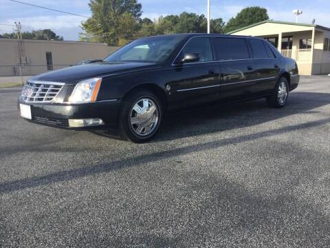 2007 Cadillac Deville Professional for sale at Classic Connections in Greenville NC