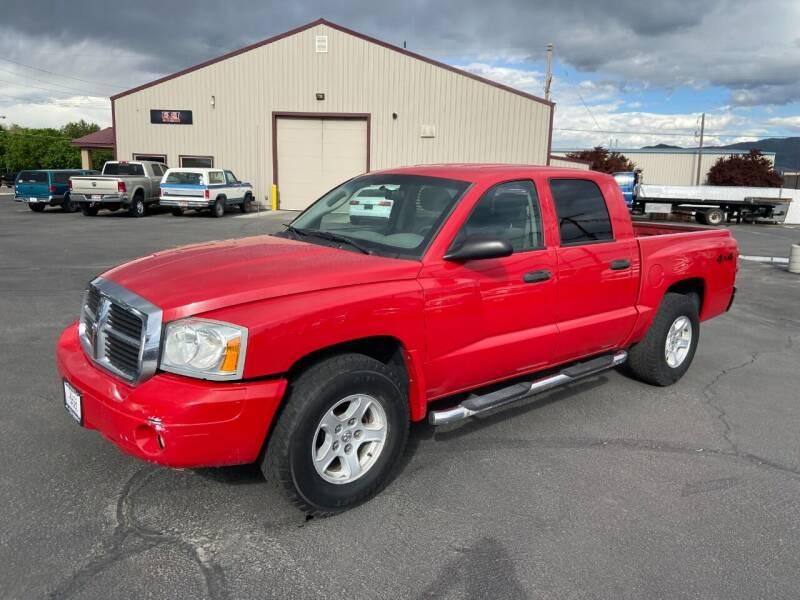 2006 Dodge Dakota for sale at Auto Image Auto Sales in Pocatello ID