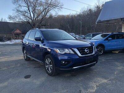 2018 Nissan Pathfinder for sale at Mill Street Motors in Worcester MA