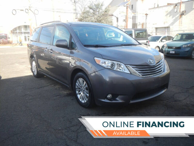 2017 Toyota Sienna for sale at 103 Auto Sales in Bloomfield NJ