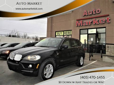 2010 BMW X5 for sale at Auto Market in Oklahoma City OK