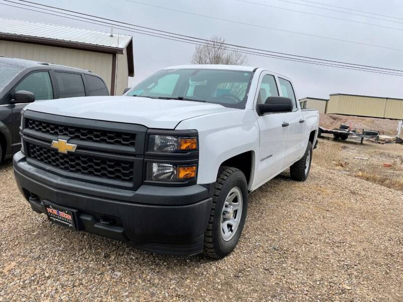 2014 Chevrolet Silverado 1500 for sale at Northern Car Brokers in Belle Fourche SD