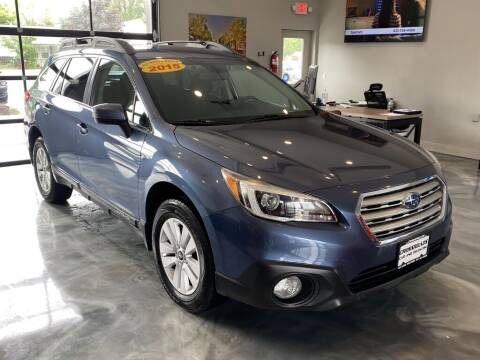 2015 Subaru Outback for sale at Crossroads Car & Truck in Milford OH