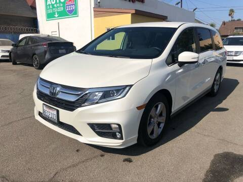 2018 Honda Odyssey for sale at Auto Ave in Los Angeles CA