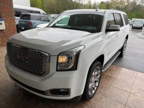 2016 GMC Yukon XL for sale at BILLY HOWELL FORD LINCOLN in Cumming GA