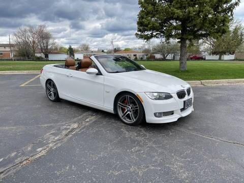 2008 BMW 3 Series for sale at Jack Frost Auto Museum in Washington MI