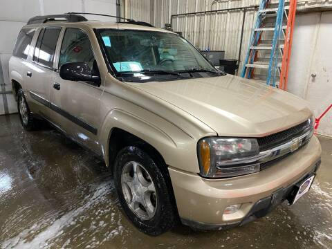 2005 Chevrolet TrailBlazer EXT for sale at BERG AUTO MALL & TRUCKING INC in Beresford SD