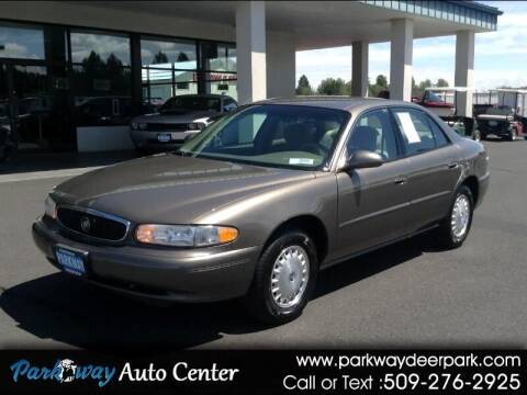 2005 Buick Century for sale at PARKWAY AUTO CENTER AND RV in Deer Park WA