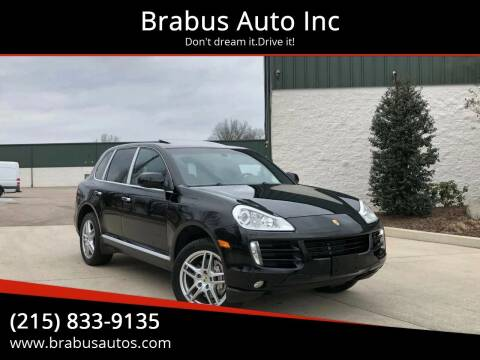 2009 Porsche Cayenne for sale at Car Time in Philadelphia PA