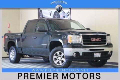 2009 GMC Sierra 1500 for sale at Premier Motors in Hayward CA