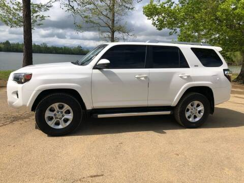 2016 Toyota 4Runner for sale at Monroe Auto's, LLC in Parsons TN