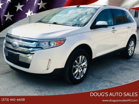 2011 Ford Edge for sale at Doug's Auto Sales in Columbia MO